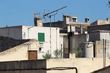 Free Town Alcudia, Mallorca, Spain Royalty Free Stock Photo - 26892935