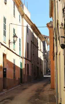 Free Town Alcudia, Mallorca, Spain Stock Photo - 26893350