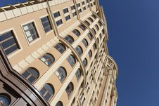 Free Generic Brick Office Building Stock Image - 26896671