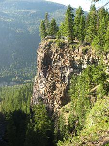 Free High Canyon Wall Stock Photos - 26897673