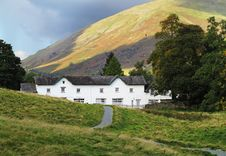 Free The English Lake District In Early Autumn Stock Photo - 26899110