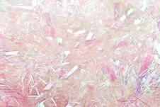 Free Pink Tinsel Royalty Free Stock Images - 26899209