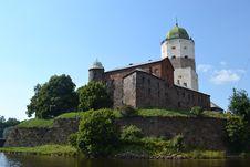 Free Vyborg Castle Stock Image - 26899471