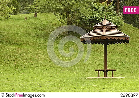 Free Shade At Park Royalty Free Stock Photography - 2690397