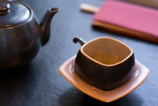 Free Green Tea Set. Stock Photography - 2690322