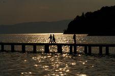Free Lake Landscape Stock Photography - 2690512