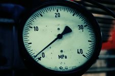 Free Low Pressure Stock Photo - 2690520