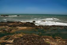 Free Atlantic Ocean In Morocco Royalty Free Stock Photos - 2690818