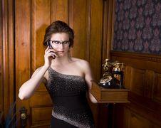 Free Modern Vs Vintage Stock Photos - 2691013