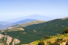 Free Etna Volcano Royalty Free Stock Image - 2692406