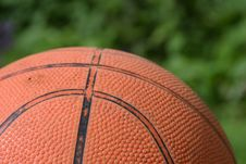 Free Old Basketball Royalty Free Stock Photography - 2692477