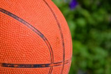 Free Basketball Stock Image - 2692491