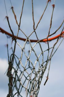 Free Basketball Loop Royalty Free Stock Image - 2692556