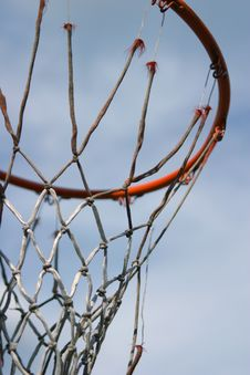 Free Basketball Equipment Stock Image - 2692571