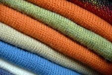 Free Abstract Woollens Stock Photo - 2692820