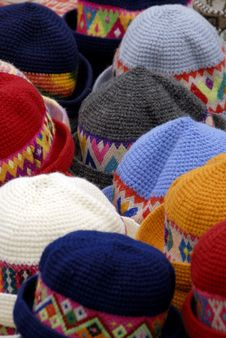 Free Hat Stall Royalty Free Stock Image - 2692826