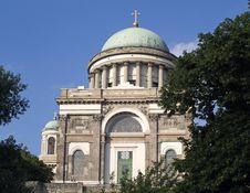 Free Esztergom Basilica Royalty Free Stock Photos - 2693018