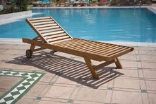 Free Relaxing By The Pool Stock Photo - 2693460