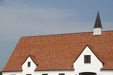 Free Barn Roof Royalty Free Stock Image - 2693816