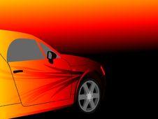 Free Car Illustration Stock Photo - 2694500