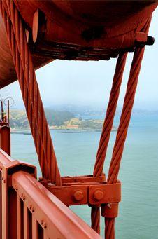 Free Golden Gate Bridge Stock Photo - 2694780
