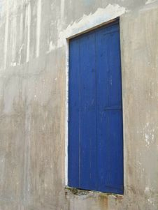Free Old Antique Door Royalty Free Stock Photography - 2696647