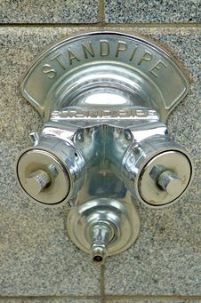 Free Standpipe Royalty Free Stock Image - 2696696