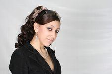 Free Caucasian  Model Royalty Free Stock Photography - 2696707
