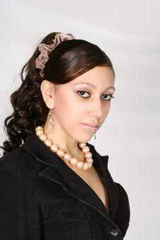 Free Portrait Girl Royalty Free Stock Photo - 2696725