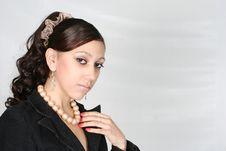 Free Fashion  Portrait Stock Photos - 2696753