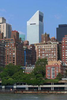 Free Midtown Manhattan Royalty Free Stock Photos - 2697228