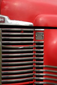 Free Farm Truck Grill Stock Image - 2697601