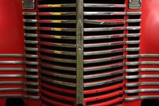 Free Old Truck Grill Stock Photos - 2697603
