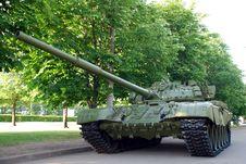 Free The Tank On The Street Stock Photos - 2697713