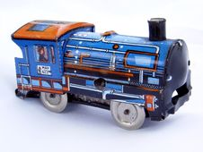 Free Locomotive For Children Stock Photos - 2698163