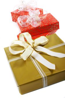 Free Gifts Boxes Stock Photo - 2698210