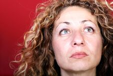 Free Portrait Of A Woman Stock Photography - 2698462