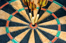 Free Bullseye Royalty Free Stock Image - 2699006