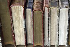 Free Paris Antique Books Stock Photo - 2699290
