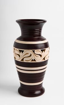 Free Asian Pottery Royalty Free Stock Image - 26905056