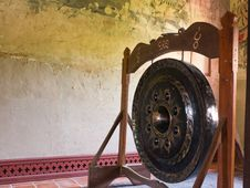 Free Traditional Gong Stock Image - 26905191