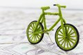 Free Eco Bicycle Icon Stock Photography - 26911232