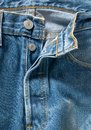 Free Blue Jeans Fabric Royalty Free Stock Images - 26913399