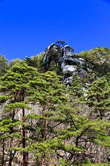 Free Shosenkyo Gorge In Japan Royalty Free Stock Images - 26910689