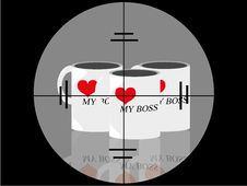 Free Kill My Boss Stock Images - 26910784