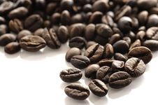 Free Roasted Coffee Bean Royalty Free Stock Photo - 26912785