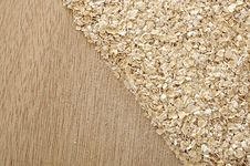 Free Oatmeal Background Royalty Free Stock Image - 26913196