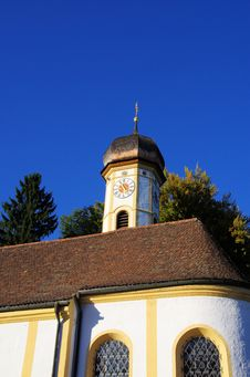 Free Bavarian Church Stock Photo - 26919830