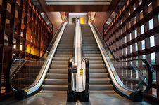 Free Escalator Stock Photos - 26920253