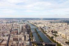 Free Seine River Royalty Free Stock Photo - 26920425